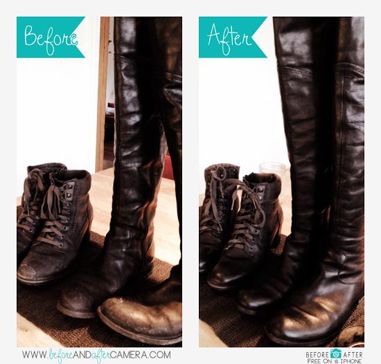 Comment nettoyer ses bottes en cuir