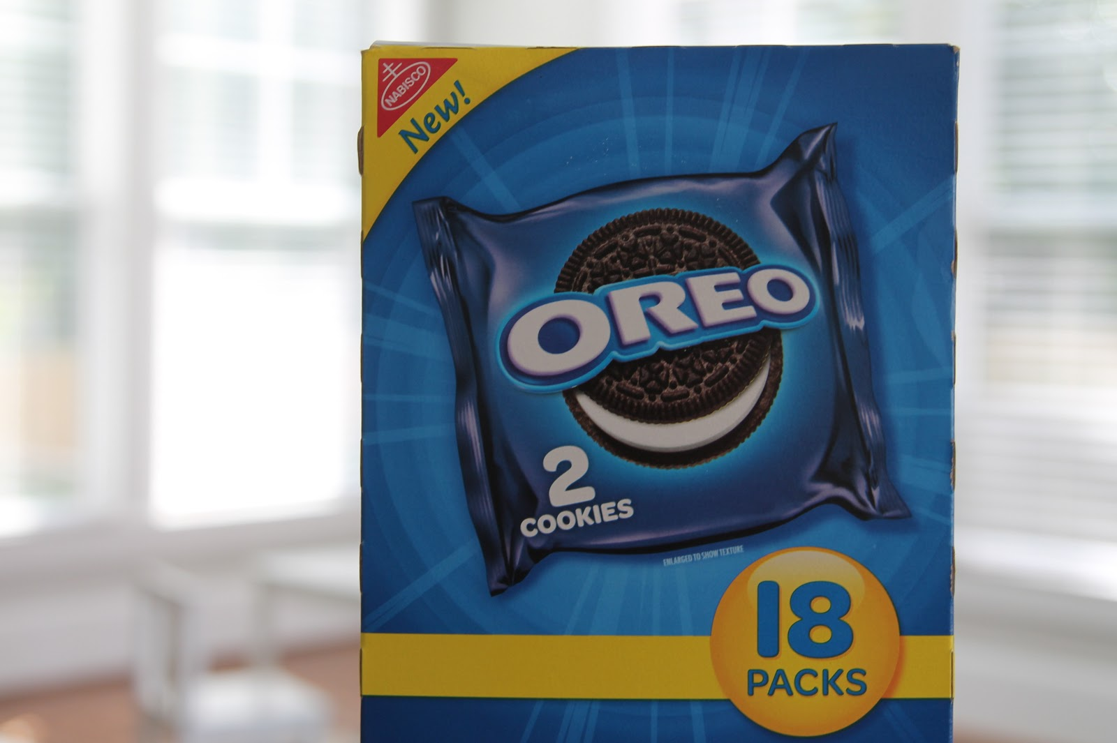 Summer Snack Ideas With The New Oreo 2-Pack