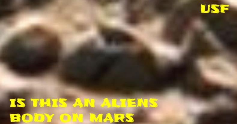 Have Alien Bodies Been Found On Mars