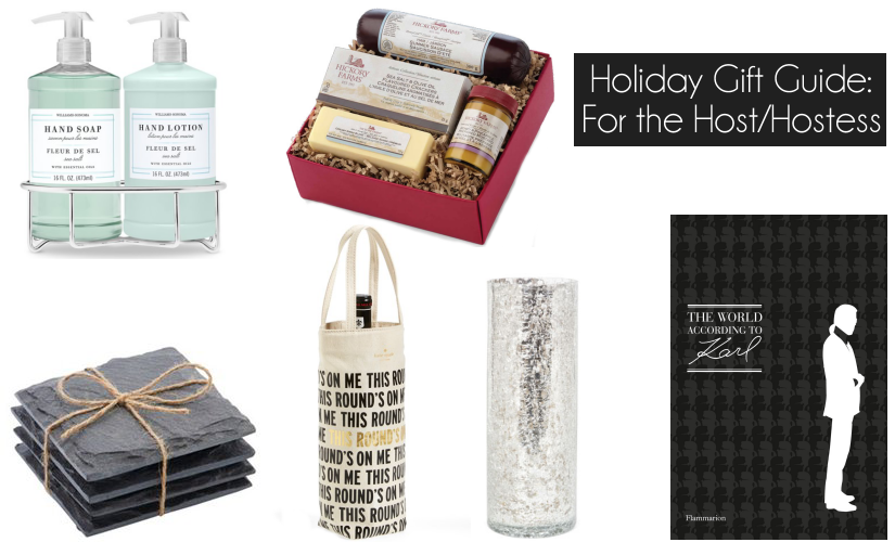 host hostess gifts holiday gift guide