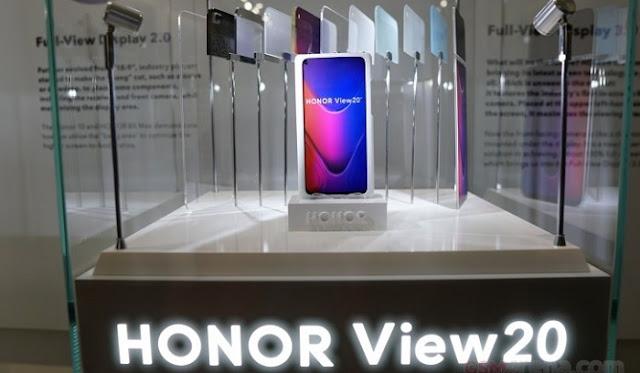 Mengintip Laboratorium Tester Smartphone Honor di Cina