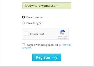 Daftar Design Contest
