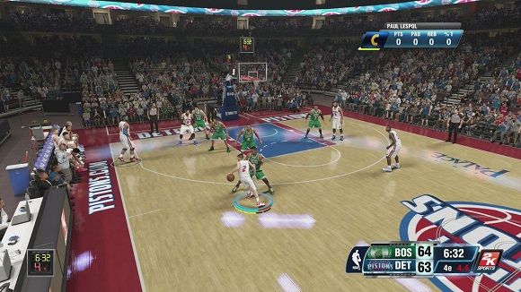 NBA 2K14 PC Full Version Screenshot 1