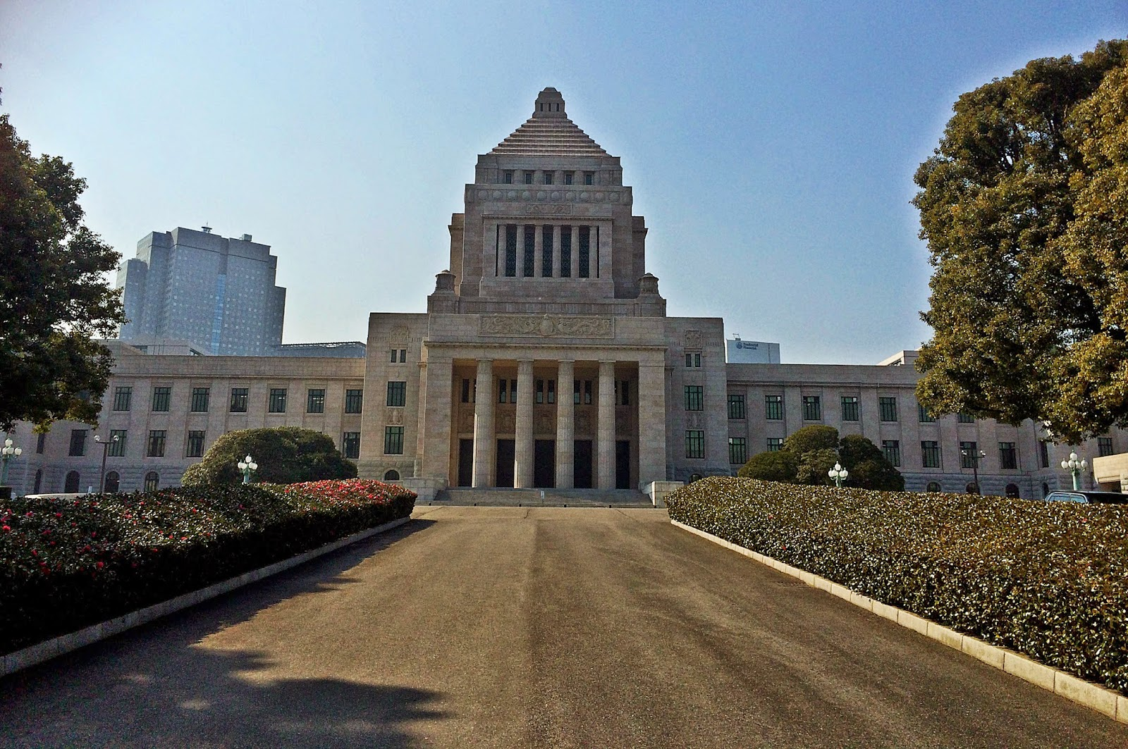 Tokyo - The National Diet Building