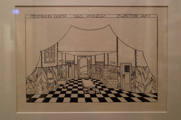 vienne modernisme viennois exposition koloman moser theatermuseum
