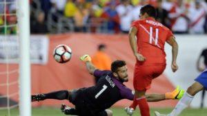 Copa America : le Brésil éliminé par le Pérou après un but controversé