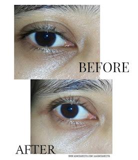 [REVIEW] Intensive Treatment Eye Serum From Lacoco - Mencerahkan Mata Panda dalam 4 Minggu