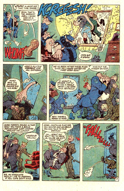 Read online Secret Origins (1986) comic -  Issue #30 - 38