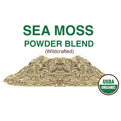 Sea Moss powder blend