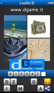 PACCHETTO 4 Soluzioni Trova la Parola - Foto Quiz soluzione livello 6