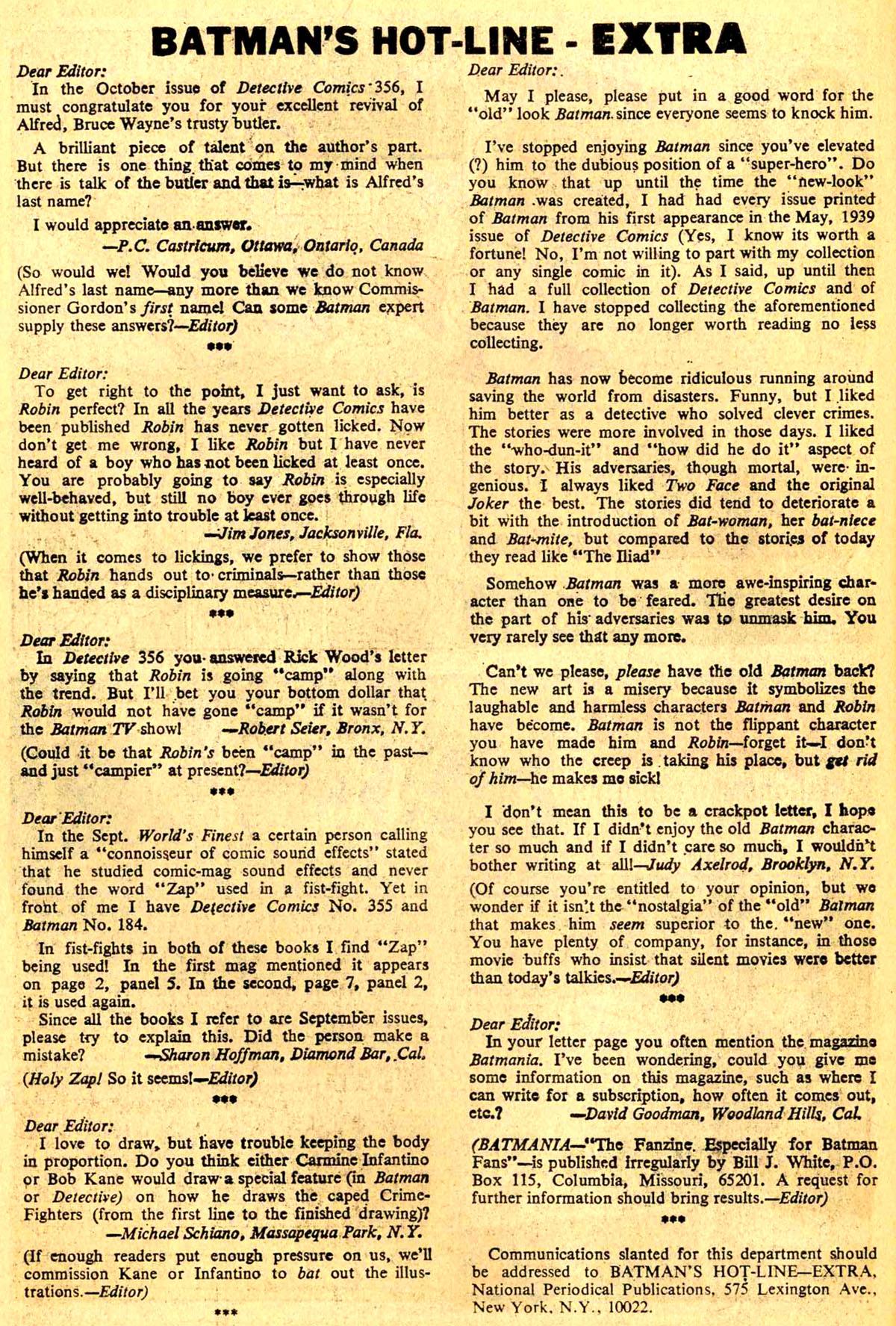 Detective Comics (1937) 361 Page 33
