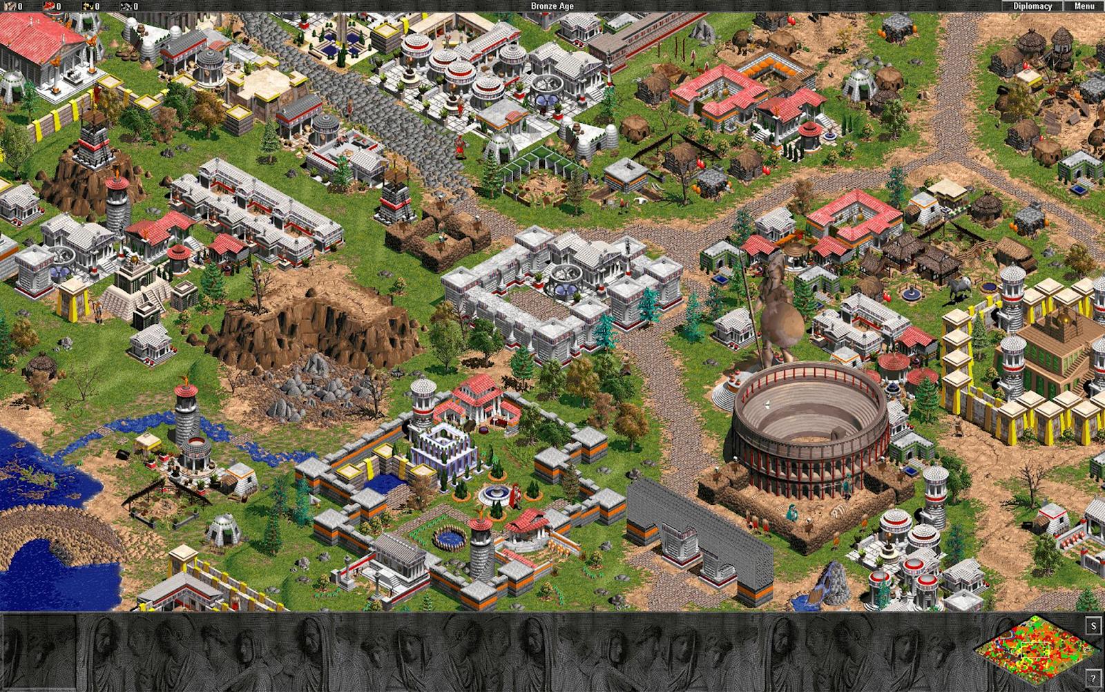 Top 5 phiên bản Đế chế - Age of Empires được yêu thích nhất mọi thời đại