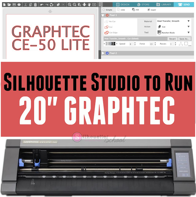 Graphtec vs Silhouette CAMEO, Graphtec cutter, vinyl cutting machine, Silhouette CAMEO Pro, Graphtec CE Lite Review