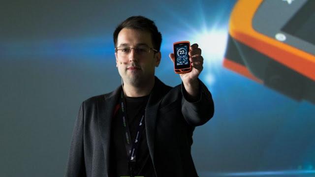 شركة Acer تعلن رسمياً عن Xplova S5 للتصوير التلقائي للفيديو