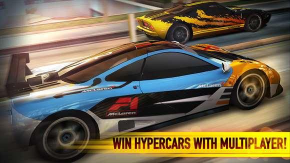 اخر اصدرات لعبة CSR Racing