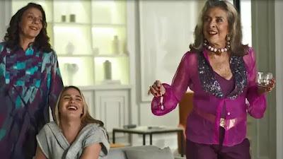 Betty Faria como Cornélia em 'A Dona do Pedaço'