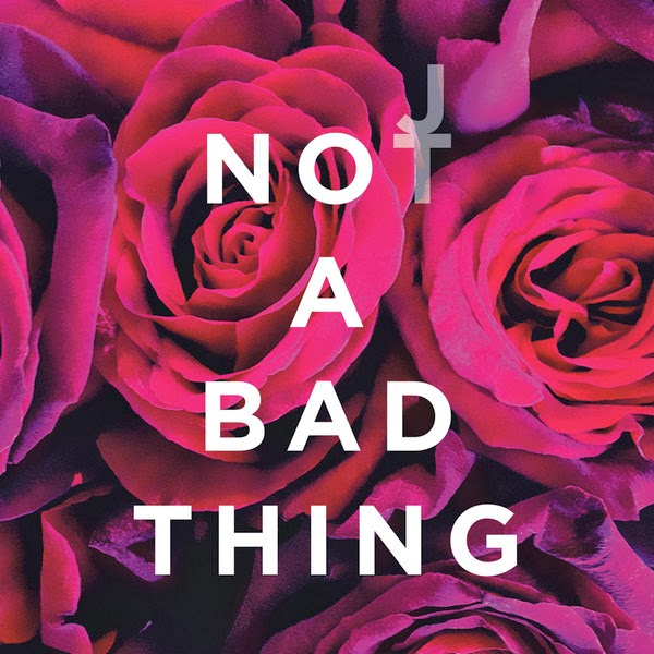 Justin Timberlake - Not a Bad Thing - Single Cover