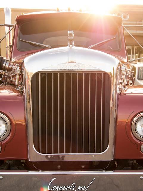 Mack B61 Thermodyne Diesel Grille