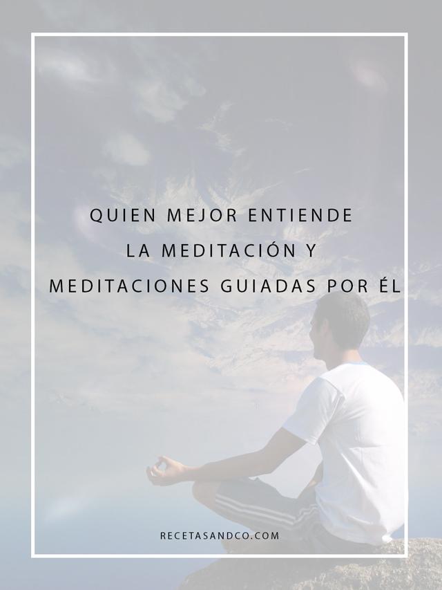 Meditación guidada