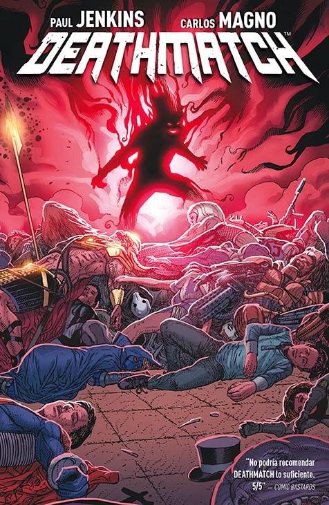 Deathmatch Aleta Ediciones