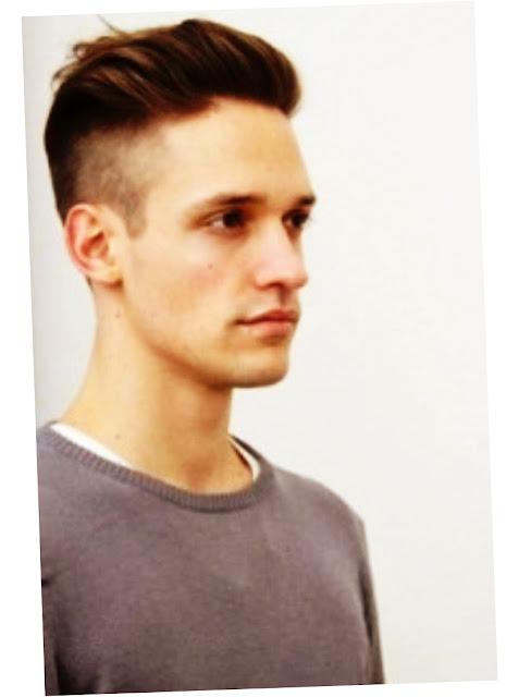 undercut hairstyle men tumblr pict