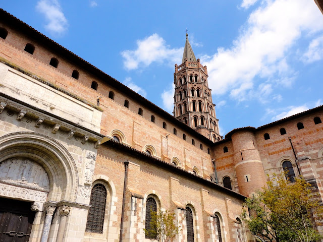 Basilique St-Sernin, Toulouse, France