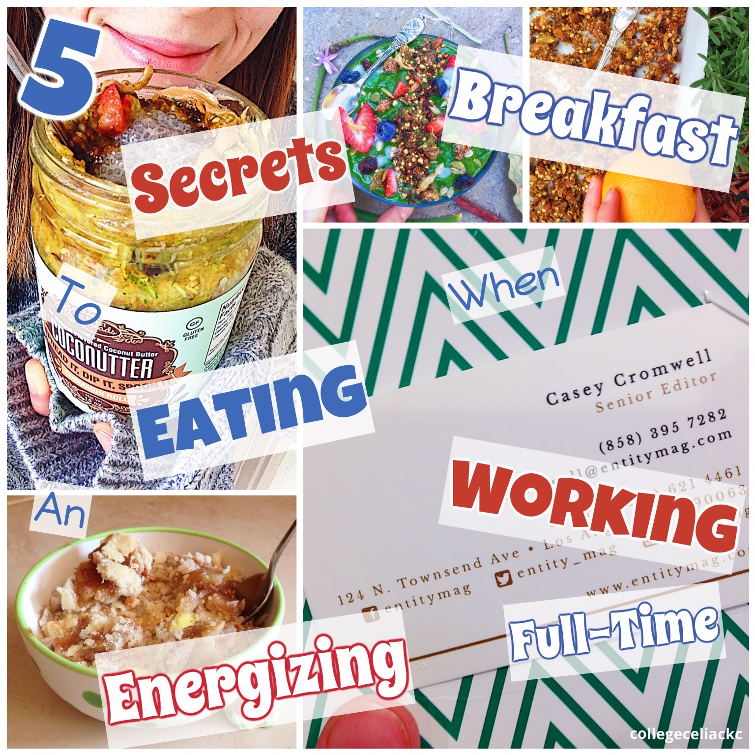 5 Secrets to Eating an Energizing Breakfast When You're ...