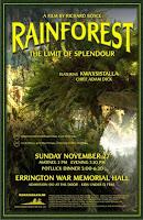 Rainforest: The Limit of Splendour (2015) Poster