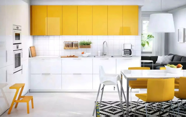 3 Ide Model Kitchen Set Terbaru Dan Inspiratif