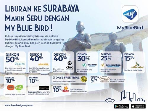 Blue Bird Surabaya