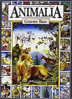 animalia not only teaches about alphabet letters and animals but alliteration too
