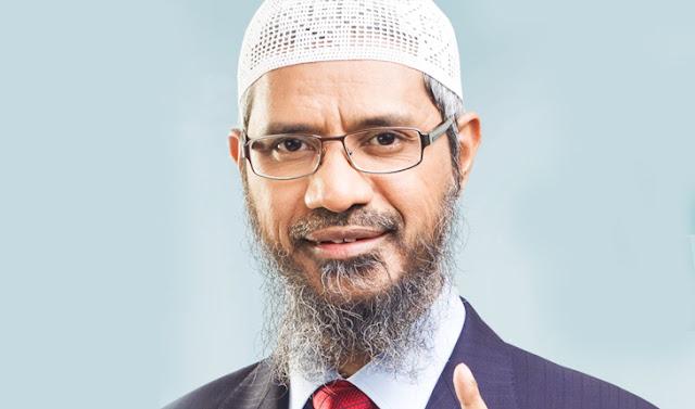 India Cabut Izin Lembaga Pendidikan milik Dr. Zakir Naik