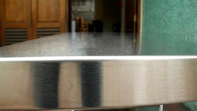 Meja dapur stainless produksi reymetal.com
