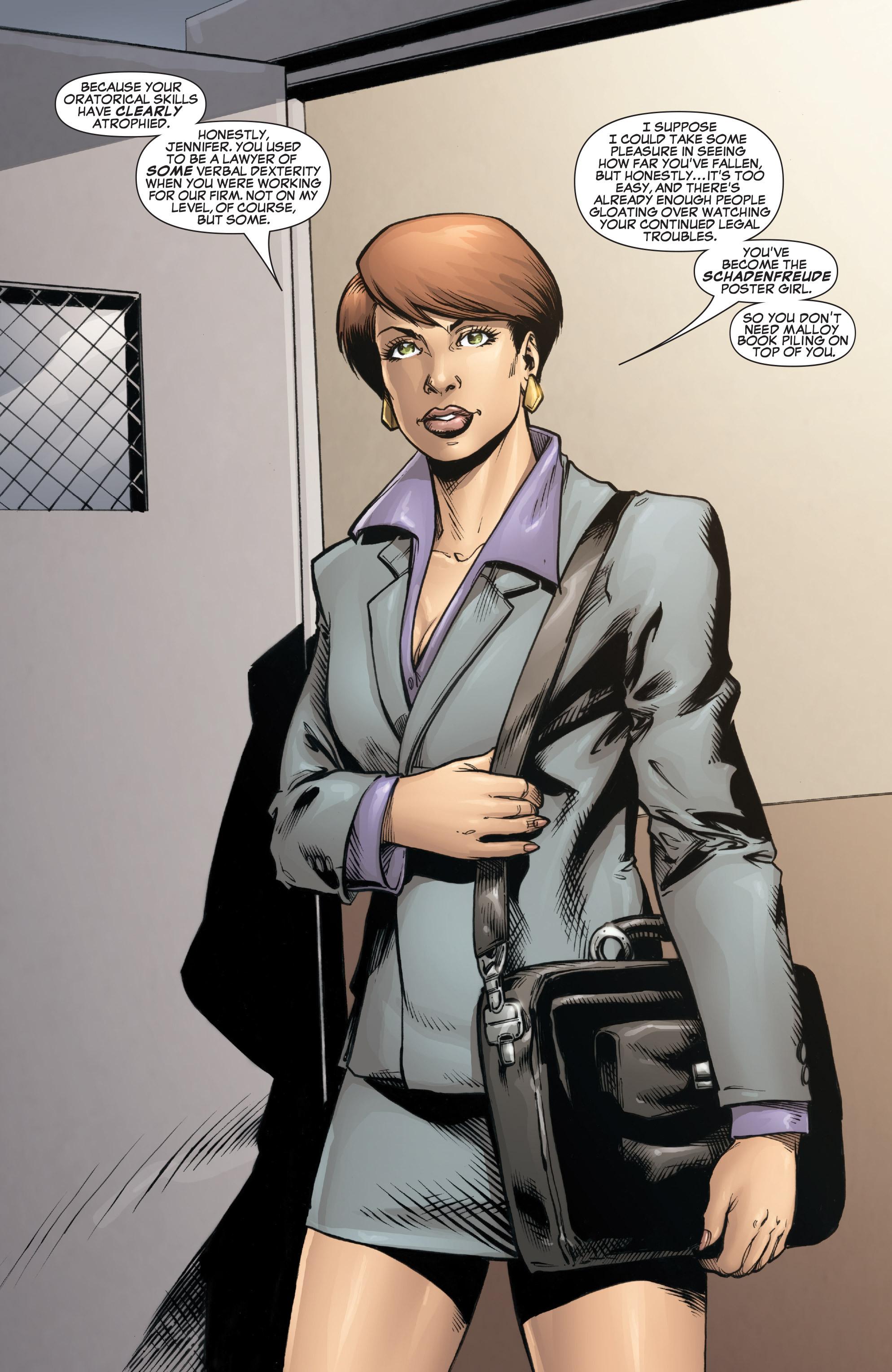 Read online She-Hulk (2005) comic -  Issue #37 - 7