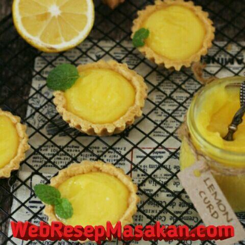 Lemon custard pie, Resep Lemon Custard Pie,