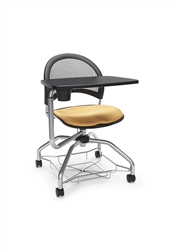 Foresee Tablet Chair with Under Seat Basket