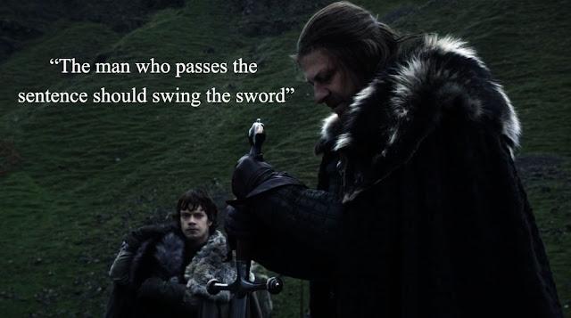 Game of Thrones Season 1 Episode 1 - Winter is Coming - Breakdown