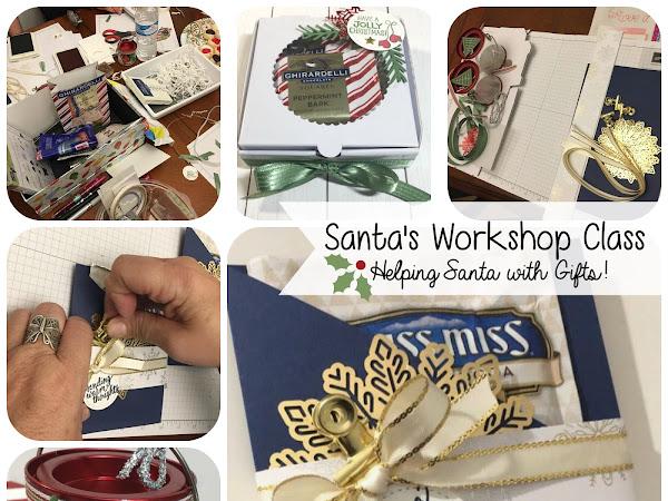 Santa's Workshop Class - Success!