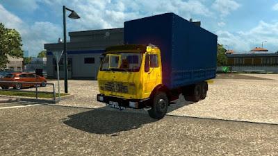 truck tua