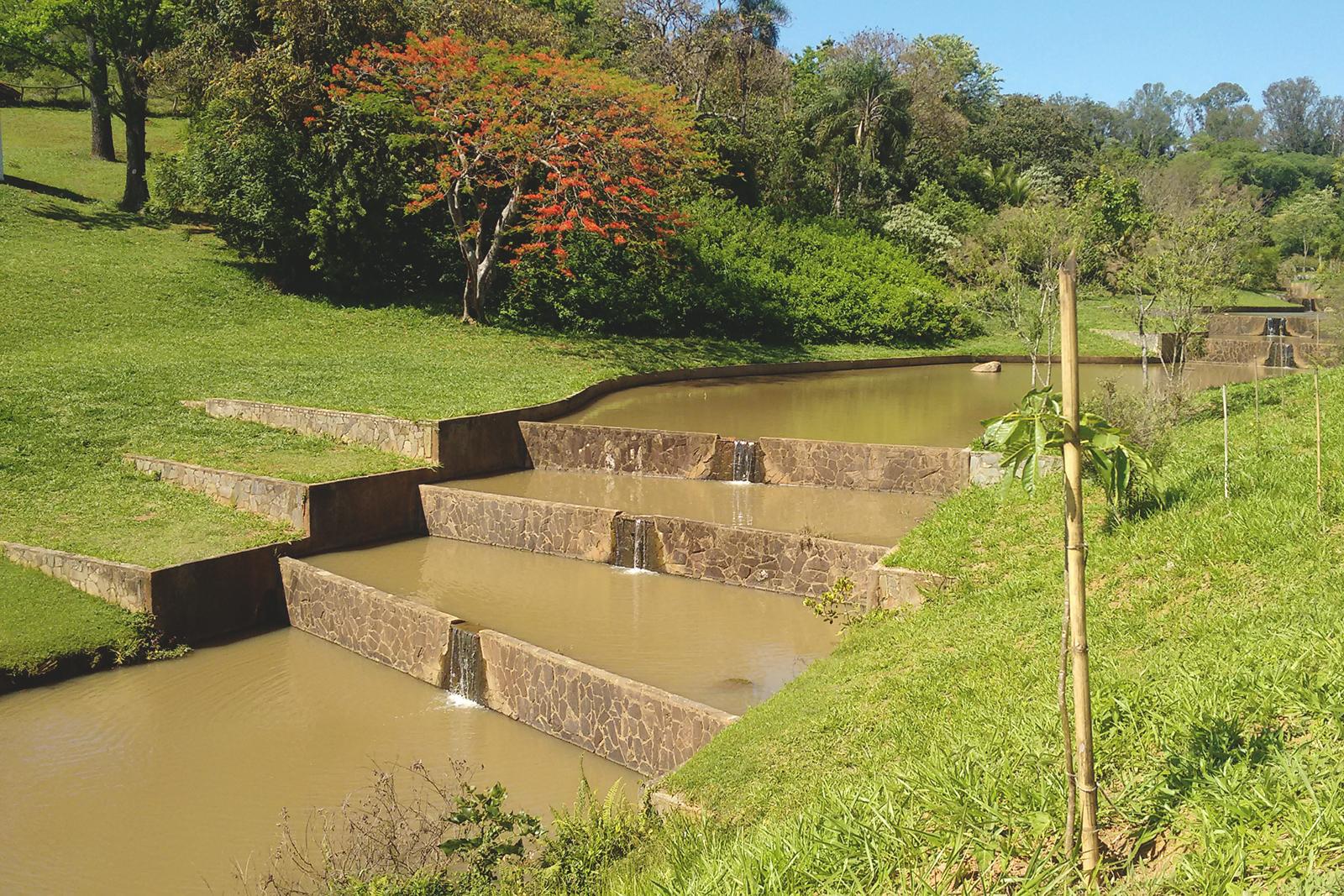 cachoeira parque ecológico campinas