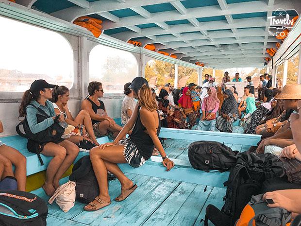 Que hacer en las islas Gili island hopping