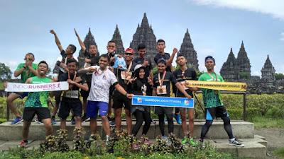 Ketika event Mandiri Jogja Marathon di Candi Prambanan, Yogyakarta sempat bingung mencari penginapan. Beruntung Traveloka selalu ada di menemaniku