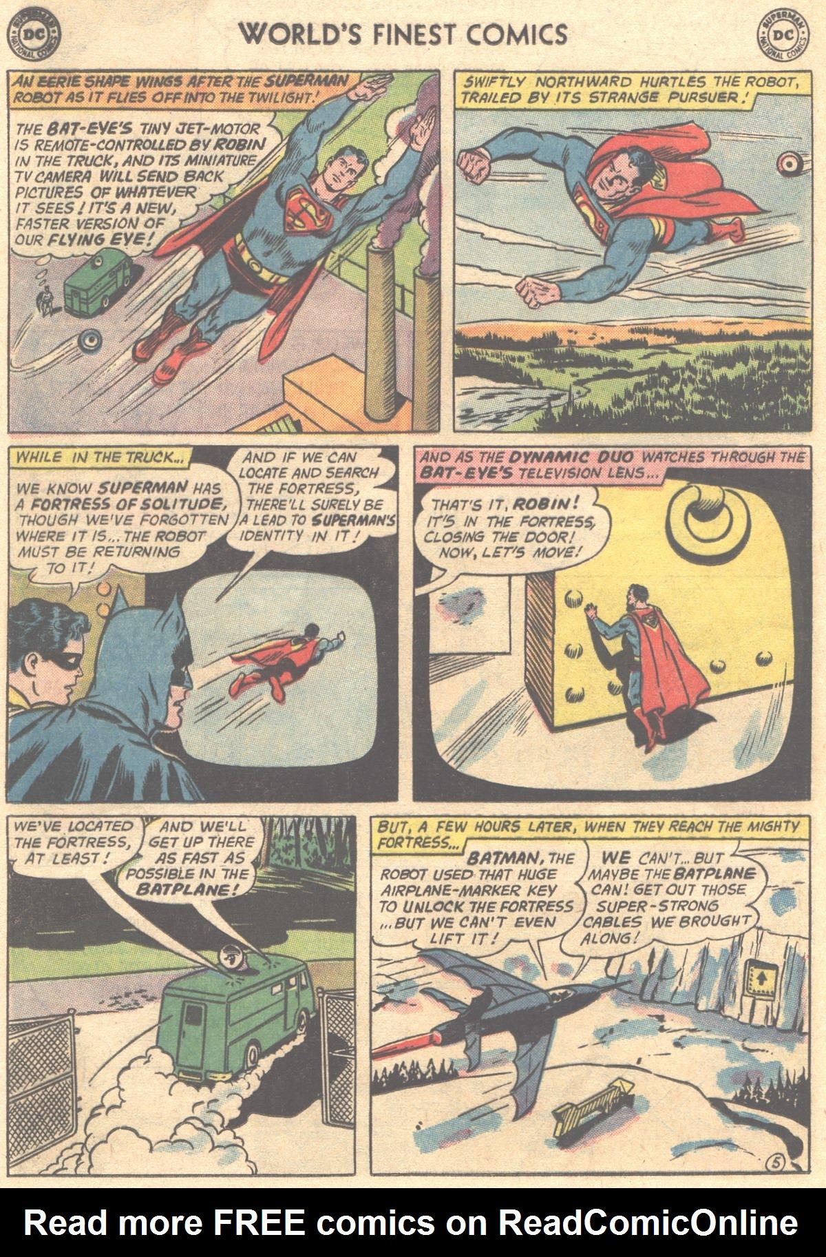 Read online World's Finest Comics comic -  Issue #149 - 8