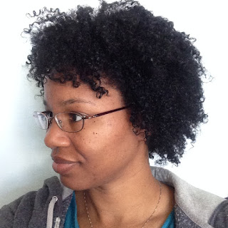 Curlyincolorado.com Heat Damage Mini Big Chop