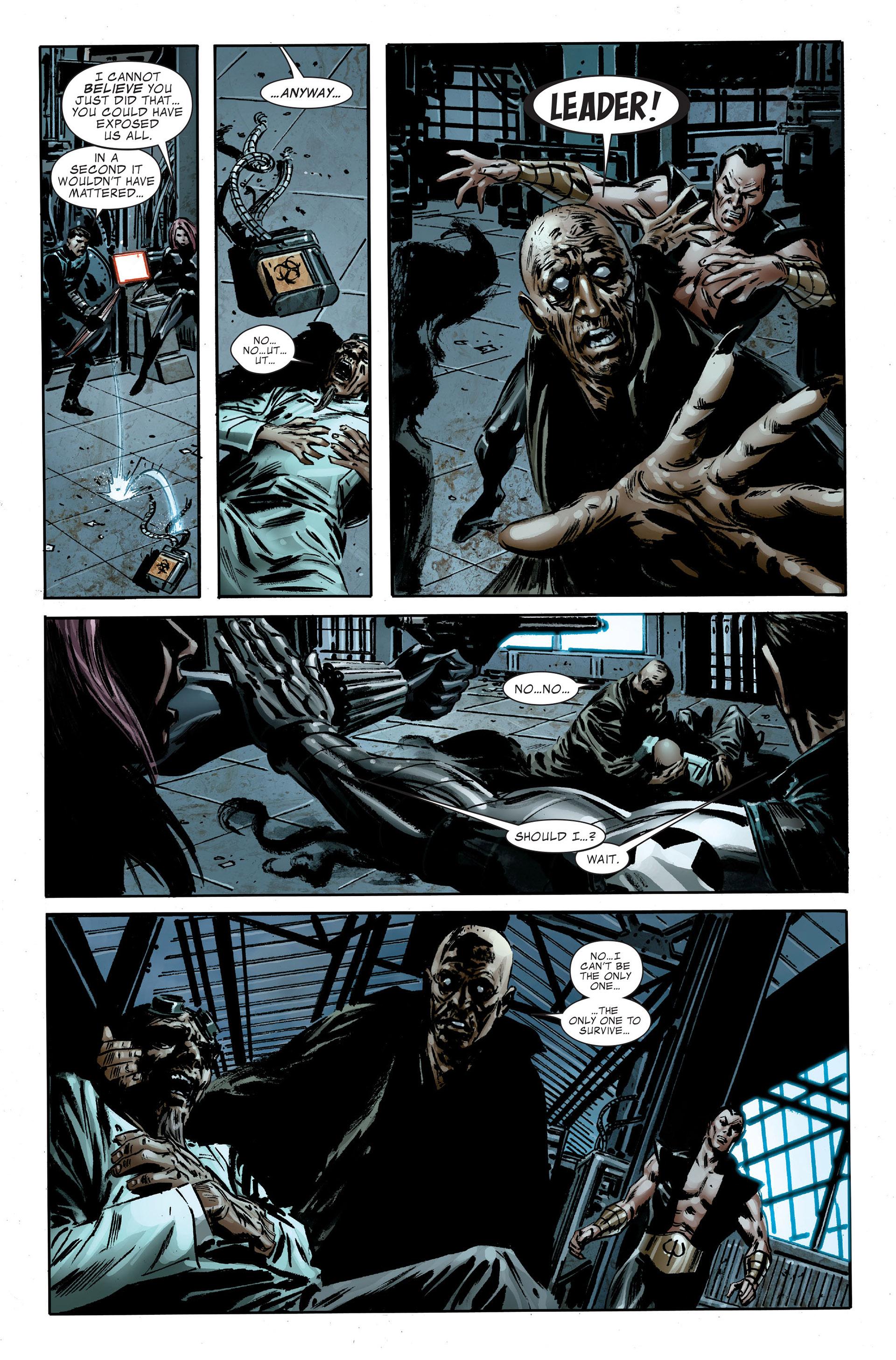 Read online Captain America (2005) comic -  Issue #48 - 18