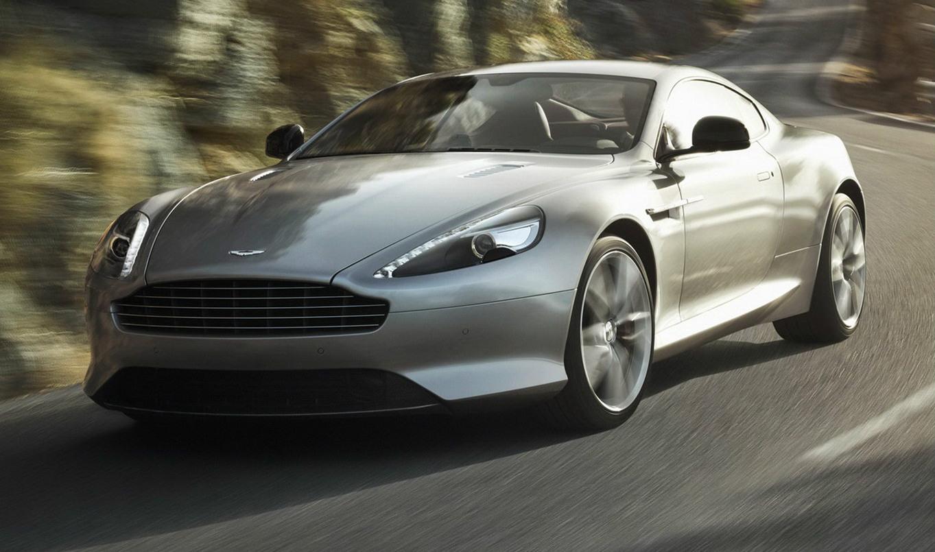 O Mundo Dos Carros Aston Martin Centenary Edition