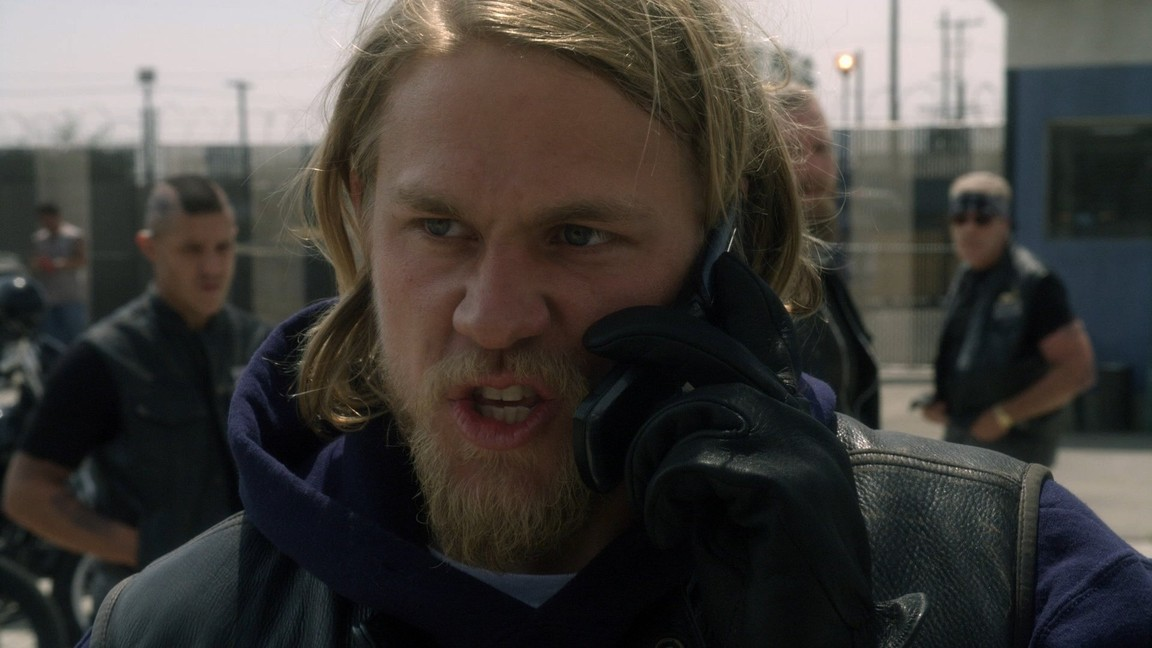 Sons Of Anarchy - Season 3 Episode 4: Home
