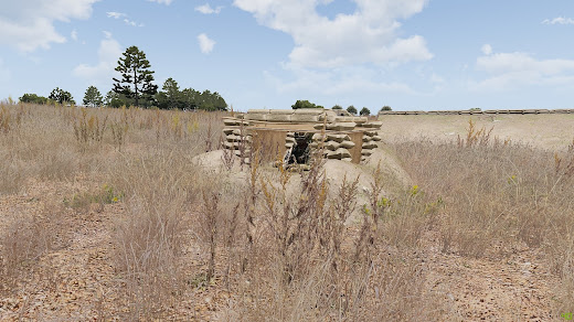 塹壕を追加するArma3のアドオン