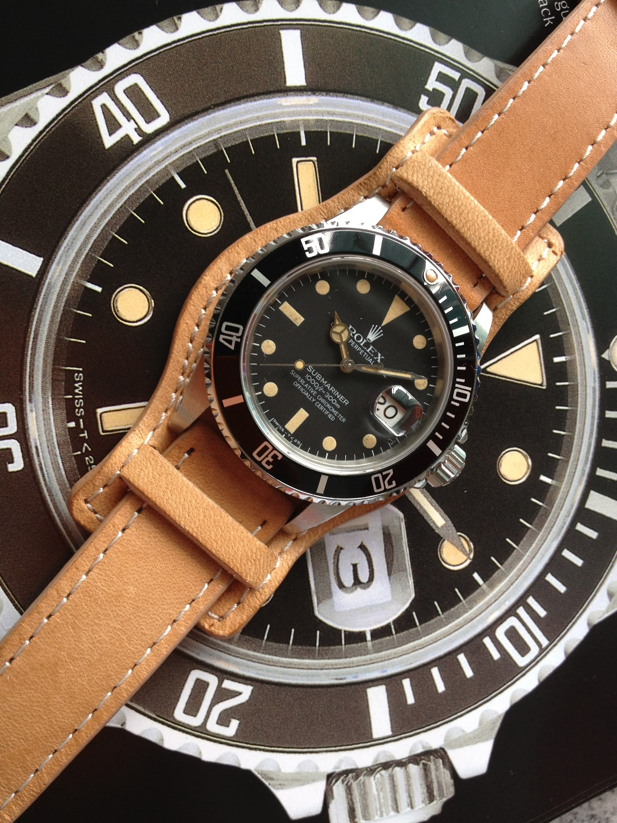 Hong Kong Watch Fever 香港勞友: Rolex Submariner Ref, 16800 ...