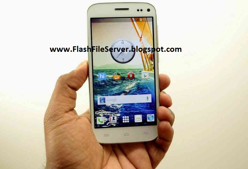 QMobile A910 Official Firmware Flash File 100 Tested Free Password